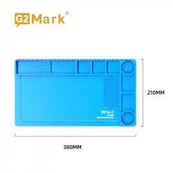 Heat Insulation Silicone Repairing Maintenance Mat (210*380MM)  - RE-502
