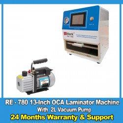 G2Mark RE-780 13-Inch Flat Screen OCA Lamination Machine With 2 Litter vacuum pump