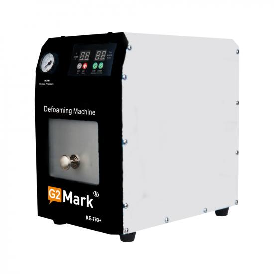 G2MARK RE-793+ Bubble Remover Machine