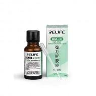 Relife RL-039 Pasted BGA IC Epoxy Black Glue Remover Liquid ( 20ML )