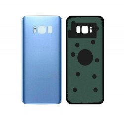 Back Panel Cover For Samsung S8 - Sky Blue