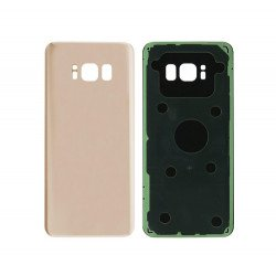 Back Panel Cover For Samsung S8  - Gold