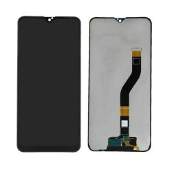 LCD With Touch Screen For Samsung A10S - Black ( OGS )