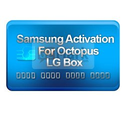 Samsung Activation For Octopus LG Box