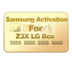 Z3X Samsung / Pro Activation For LG Box