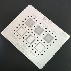 0.12MM Stencils Plates For HI CPU (HU1)