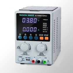 SUGON 3005D Adjustable Digital DC Power Supply With Short Killer With Memory Option ( 30V~5A )