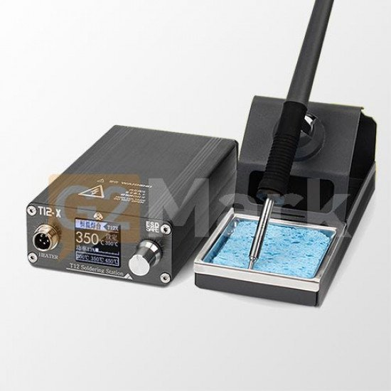 T12X Soldering Iron Station By OSS Team (72W)