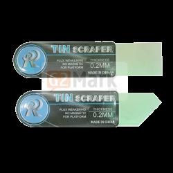 2in1 Tin Scraper 0.2MM