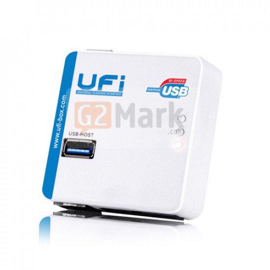 UFI Box International Version With New BGA 254 Socket