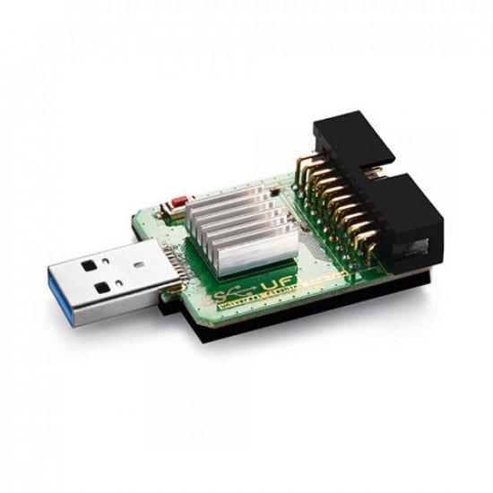 UFI-Lite USB3.0 SuperSpeed uSD/eMMC Reader