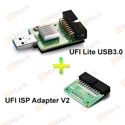 UFI-Lite USB3.0 With UFI ISP Adapter V2 ( Supports All ISP Software  )
