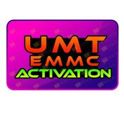 UMT eMMC Tool Activation