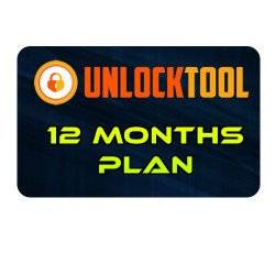 UnlockTool License - 1 Year