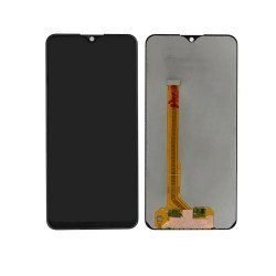 LCD With Touch Screen For Vivo Y91 - Black ( OGS )