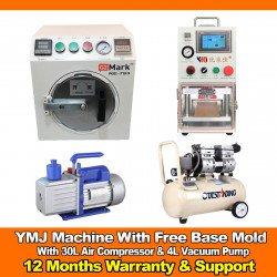 YMJ OCA Machine Full Set With Free Base Mold