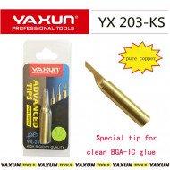 YaXun YX-203 Copper Iron Bit 900M-T-KS ( Knife )
