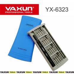 Yaxun Precision Screwdriver Set YX-6323 ( 22 IN 1 )