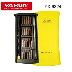 Yaxun Precision Screwdriver Set YX-6324 ( 22 In 1 )