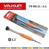 Yaxun Precision Screwdriver No.11 ( + 1.2 )