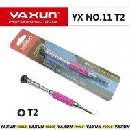 Yaxun Precision Screwdriver No.11 ( T2 )