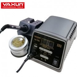 YAXUN YX792 100W Professional Soldering Station,Intelligent Lead Free Auto Sleep Soldering Station